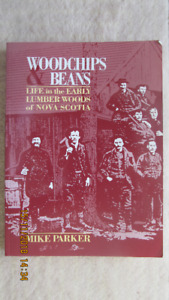 WOODSHIPS & BEANS by Mike Parker – 1992 1st Edition
