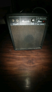 PRINCE IC SOLID STATE SMALL & LIGHT VOCAL AMP AMPLIFIER SPEAKER