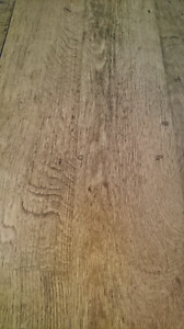 "7.5"" wide 8mm laminate flooring."