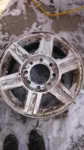 Stock 2012 dodge rims