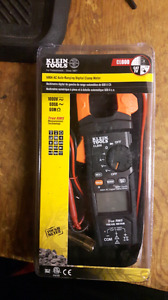 Klein Tools Auto Ranging Digital Clamp Meter