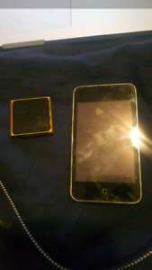 2 old ipods for one low price!