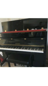 Professional Piano moving