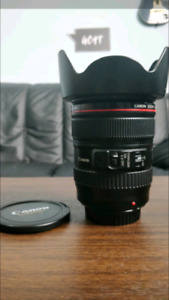 Mint Canon 24-105mm f4.0 IS USM