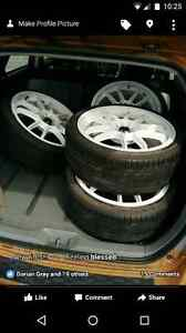 Rims for trade only!! Cornwall Ontario image 2