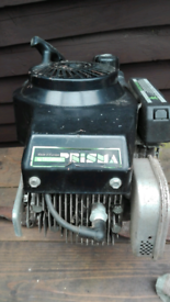 Lawnmower engine
