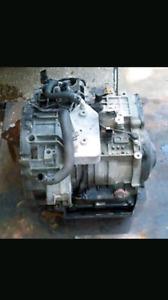 2003 Volkswagen jetta 1.8T automatic transmission