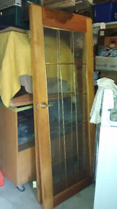 French  doors beautiful shape.$250 delivered