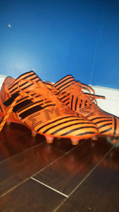 17.1 Adidas Cleats (Used 3 times)