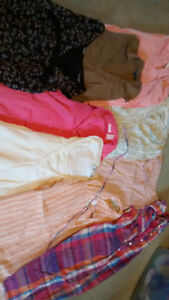 Lot of Dressy Tops - Size M