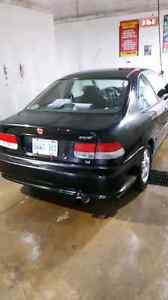 GREAT DEAL  99 Honda Civic Coupe Si