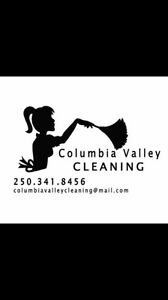 Cleaning Assistant - Columbia Valley Cleaning!