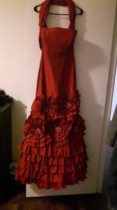 Jovani Strapless Dress/ Prom Dress