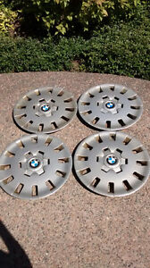 BMW rim covers