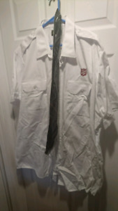 Men's Salvation Army Items