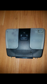 Mercedes w210 e class w202 c class amg roof light and control unit for for sale  Heathrow, London