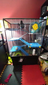 Savic Zeno 3 - Cage for Rats / Ferrets and other small animals