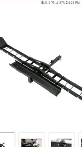 Wanted hitch mounted dirt bike carrier