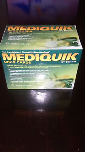 MEDIQUIK Drug Cards 19th Edition