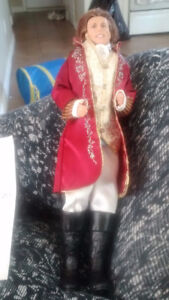 Disney Gaston Doll from Beauty and the Beast
