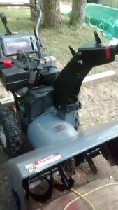 10 hp craftsman snowblower