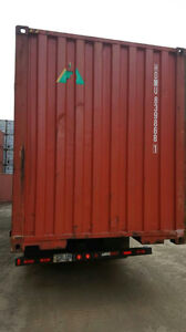 """USED STORAGE CONTAINER FOR SALE IN GRADE """"A"""" CONDITION Cornwall Ontario image 9"""
