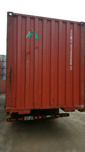 "STORAGE CONTAINER FOR SALE IN GRADE ""A"" CONDITION Kingston Kingston Area image 9"