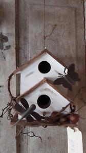 Upcycled Birdhouse