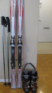 Skis in Excellent condition