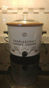 Crockpot (great for 1 or 2 ppl)