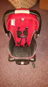 Britix Car Seat with two bases - $80 obo.