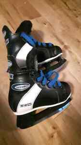 Size 10 children's hockey skates