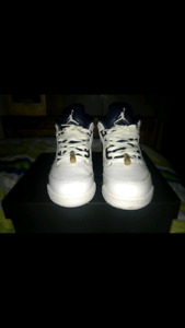 Jordan 5 Low, Dunk from above, size 10.5, PRICED TO SELL
