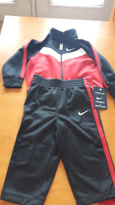 Nike track suits size 12 months