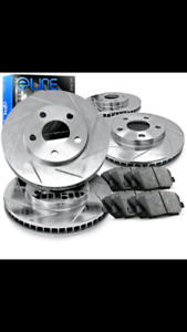 FIAT 500 BRAKES AND PADS