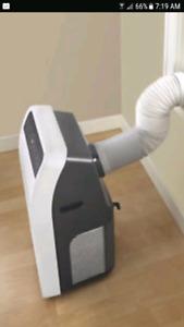 10000 BTU Insignia portable air conditioner - $150