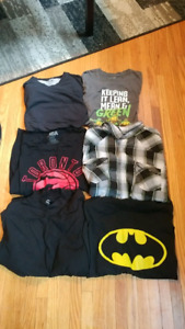Mens Large and 2xl lot.