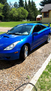 2000 Toyota celica gt MOTIVATED TO SELL