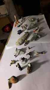 1990's Micro Machines Star Wars Ships and Miniature Figures Plus West Island Greater Montréal image 4