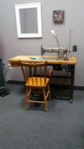 Sewing Space For Rent