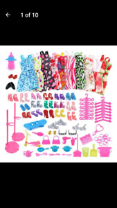 Brand new barbie lot toys and accessories