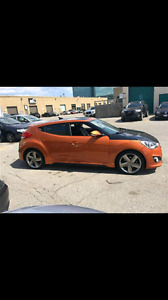 Hyundai veloster 2013 manual turbo