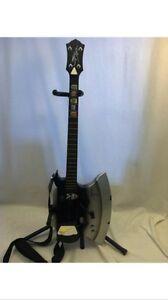 Looking for KISS guitar hero guitar.