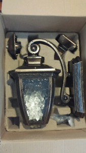 Brand New Exterior Coach Light Set of 2