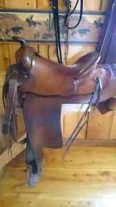 Eamor and Griffith Saddles