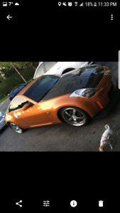 400 hp tuned supercharged nissan 350z.BEAST of a car