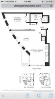 Luxury one bedroom apartment with parking-Tribeca East