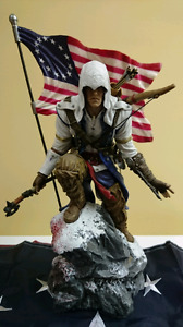Assassins Creed Collectible Figurines
