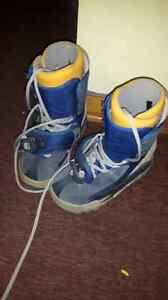 Snow Board boots size 10