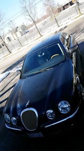 2000 Black Jaguar S Type